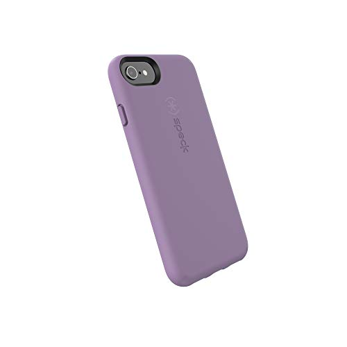 Speck Products CandyShell Fit Cell Phone Case for iPhone 8 - Lilac Purple/Lilac Purple - 121655-7794 ()