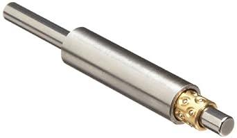 THK Miniature Stroke Model MST4, Shaft: 4mm Diameter x 60mm Length, Nut: 8mm Diameter x 30mm Length, 20mm Ball Cage Length