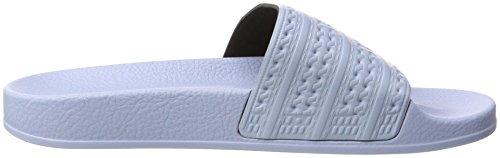adidas Adilette, Mocasines para Hombre Azul (Easy Blue/easy Blue/easy Blue)
