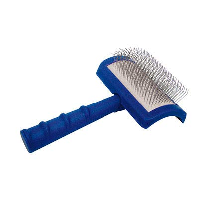 Show Tech Transgroom Tuffer than Tangles Slicker Brush with Long, Soft Pins