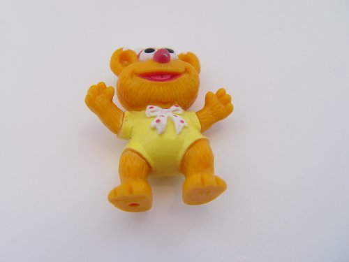 1986 Muppet Babies Baby Fozzie Bear 2