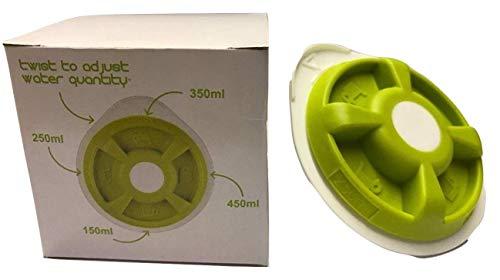 Quailitas Disco de agua caliente verde para Tassimo T20 T4 T40 T42 T65 T85 T12 T32 Amia Fidelia
