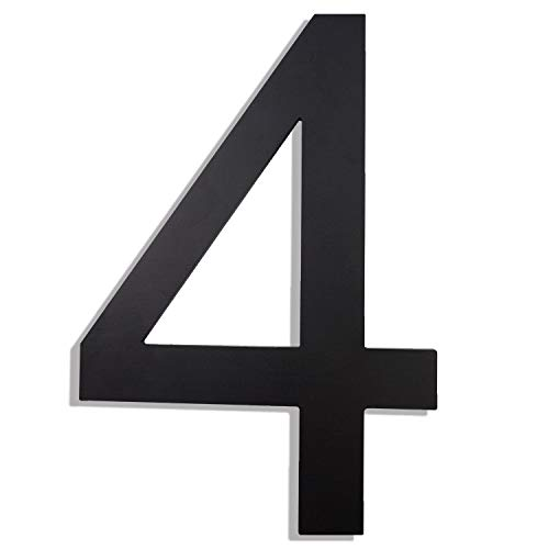 8 inch house numbers - 9