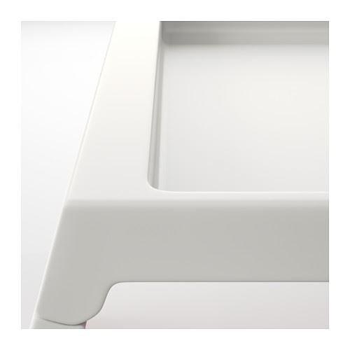 Serving Bed Tray White KLIPSK