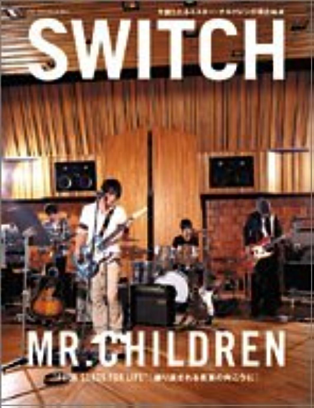 回転させる嵐の適応的Switch (Vol.23No.8(2005August))