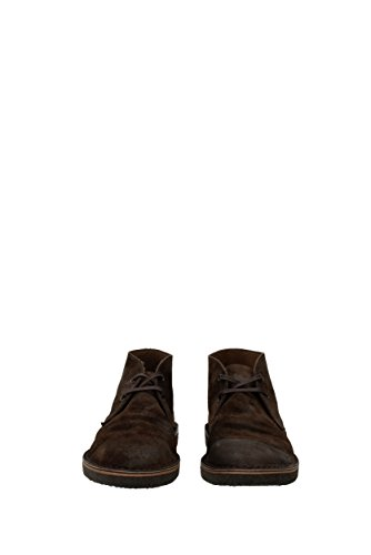 Goose UK Suede Brown Men Ankle G31MS628 Boots Golden a71SqwZS