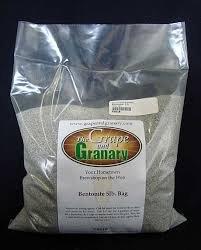 Bentonite (5LB Bag)