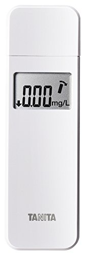 Tanita 타니타 알콜 검사기 음주측정기 화이트 EA-100 WH / 네이비 EA-100 NV