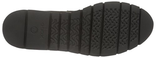 Basse Scarpe Donna Stringate Leadc9003 C Brogue Geox Braun Blenda D qt16X