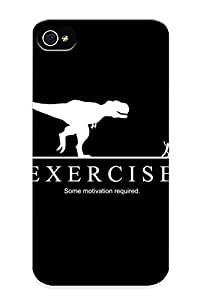 Special Podiumjiwrp Skin Case Cover For Iphone 4/4s, Popular Exercise Phone Case For New Year's Day's Gift