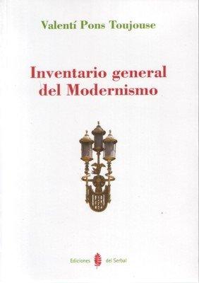 Descargar Libro Inventario General Del Modernismo Valentí Pons Toujouse