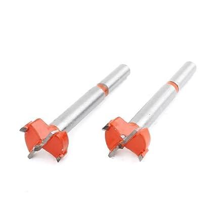 2 piezas de 20 mm de perforación bisagra Bit Boring herramienta Carpintería Madera - - Amazon.com
