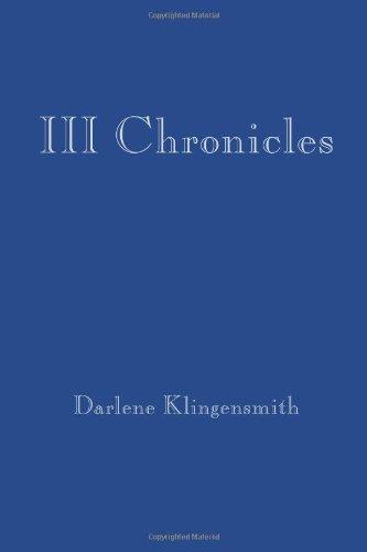 III Chronicles