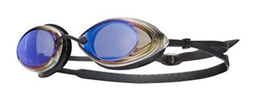 Tyr Tracer Light (TYR Tracer Racing Metallized Goggle (Clear Mirror Ice))