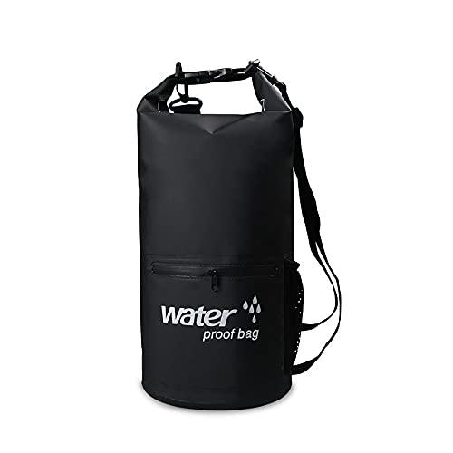 Hasey Camping Compression Bag ultralichte en waterdichte compressiereistas voor kamperen, fietsen, reizen