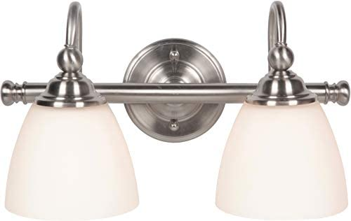 Craftmade 39902-BNK Two Light Vanity