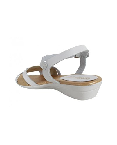 Chaussures Blanco Pour Compensées 30130 Femme Cumbia oro zanwxn
