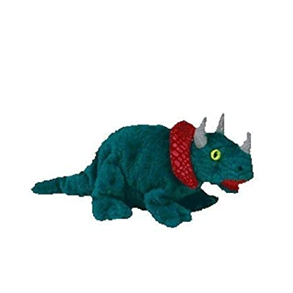 Amazon.com  TY Beanie Baby ( Beanie Babies ) - HORNSLY the Dinosaur  Toy   by Ty TOY Doll doll figure ( parallel import )  Toys   Games 217020782498
