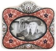 Buy cowgirl photo frame