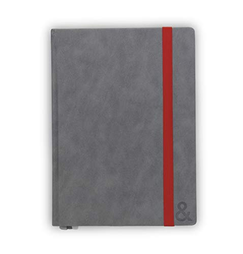 The Habit System Planner by Code&Quill - 12 Week Planner - Line Up Your Goals, Reduce Your Stress & Anxiety, Boost Productivity, and Balance Your Life (Gray)