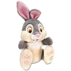 6in Thumper Plush Toy - Disney Stuffed Characters