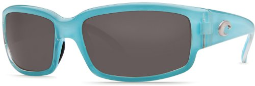 Costa Del Mar Sunglasses - Caballito- Plastic / Frame: Ocean Lens: Polarized Gray 580P - Costa Sunglasses Del Mar Caballito