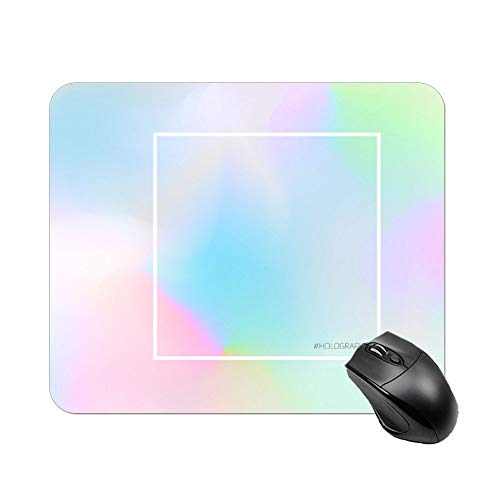 Uclipers Mouse Pad with Stitched Edges Mousepad with