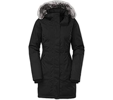 Amazon.com: The North Face Women's Arctic Down Parka: Sports ...