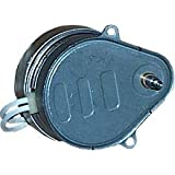 OEM Replacement Lathem K342 Time Clock Motor Fits All 2100/4000 Series (2000, 3000, 4000) and VIE1342 for LT Series Date & Time Stamp