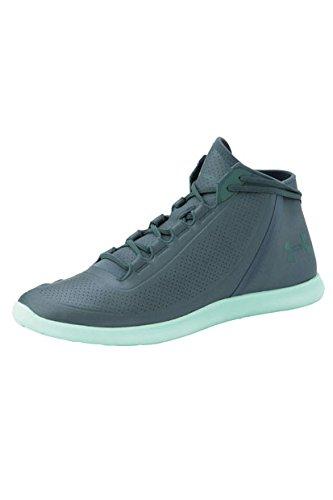 Under Armour UA W SpeedForm StudioLux Mid - zapatillas deportivas de material sintético mujer turquesa - Türkis (MBL 467)