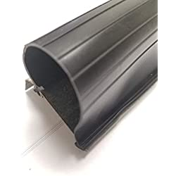 "Garage Door Bottom Weather Seal T-Style 3 3/4 Wide 5 1/6 ""T"" (16')"