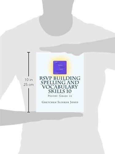 Amazon.com: RSVP Building Spelling and Vocabulary Skills 10 ...