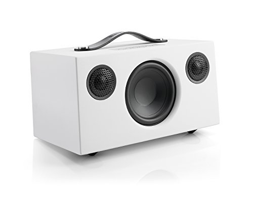 Audio Pro Addon T4 Compact Bluetooth Wireless Speaker - White