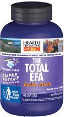 Health From The Sun The Total EFA, 180 Softgels For Sale