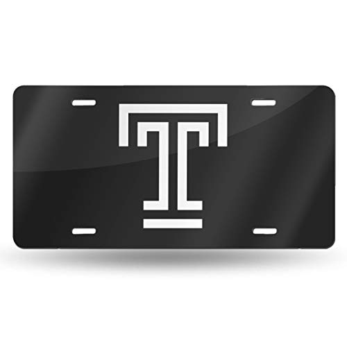 Temple Owl Club - YJKPA License Plate, Temple Owls Aluminum License Plates Metal Signs for Car Truck Vehicles Decoration 6