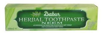 Dabur Neem Toothp (100g) Neem Toothpaste Dabur Brand: Dabur