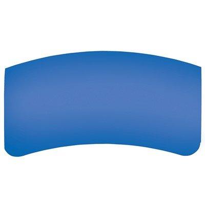 Bullard GenVX PETG 0.015'' Abrasive Blasting Respirator Helmet Outer Replacement Lens, (50 Pack) by Bullard