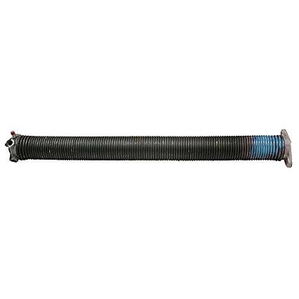 Left Hand Wind Prime-Line Products GD 12320 Garage Door Torsion Spring.218 in x 2 in Light Blue x 23 in