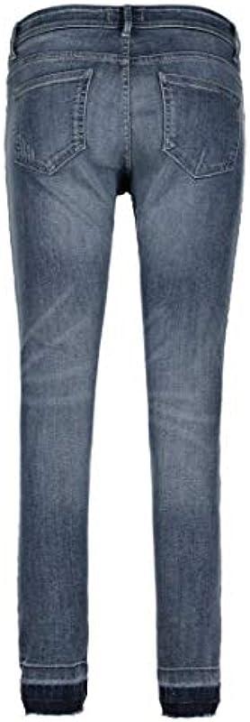 Cartoon Regular Fit dżinsy, Middle/Blue/Den: Odzież