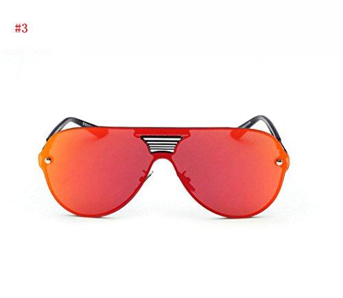 Trendy 3 Hommes Lunettes Générique Des Mode De Femelles Homme Personnalité La Flashing Et Soleil zTgxwOgq5