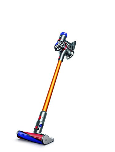 Dyson V8 Absolute+ Cord-Free Vacuum (Yellow)