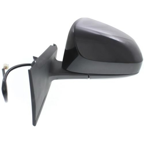 Make Auto Parts Manufacturing - YARIS 12-14 MIRROR LH, Manual Remote, Non-Heated, Manual Folding, Paint to Match, Japan Built, HB - (Lh Manual Remote)
