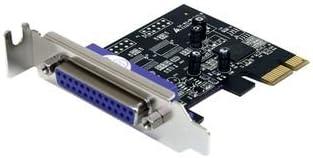 StarTech.com PEX1PLP - Adaptador Tarjeta PCIe Perfil bajo Paralelo ...