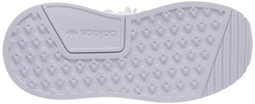 White plr White footwear Gimnasia Unisex 0 X Zapatillas footwear Adidas De C Blanco Niños R7544q