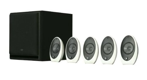 kef kht 1005. amazon.com: kef kht1005.2se 5.1 subwoofer satellite system with c4 (gloss white): electronics kef kht 1005