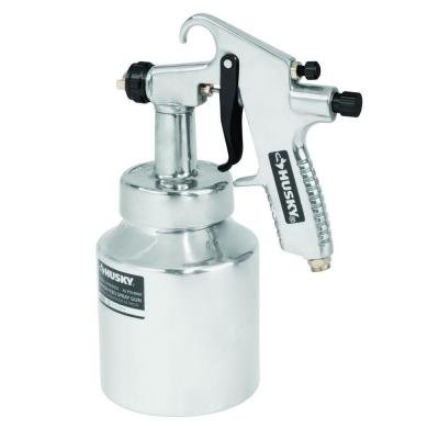 husky siphon feed spray gun - 2