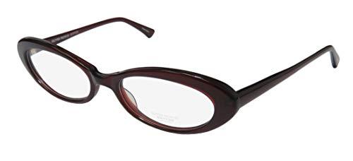 Oliver Peoples Dexi Womens/Ladies Cat Eye Full-rim Elegant Eyes In Style Eyeglasses/Spectacles (50-17-140, Burgundy) (Designer Cat-eye-brillen)