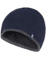 Heat Holders Men's Contrast Trim Hat