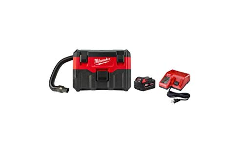Milwaukee 0880-20P M18 Wet/Dry Vacuum wi...