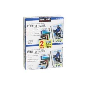 Kirkland Signature Professional Glossy Inkjet Photo Paper 4